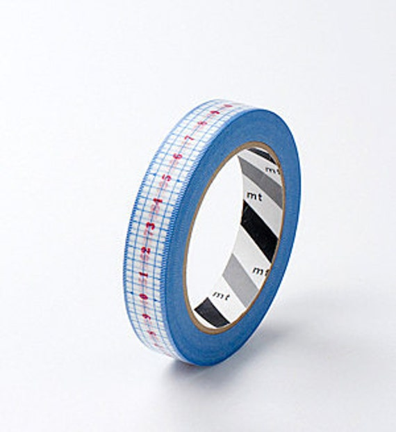 mt Appeal Washi Masking Tape - Tape Measure - Limited Edition - 50 metres
