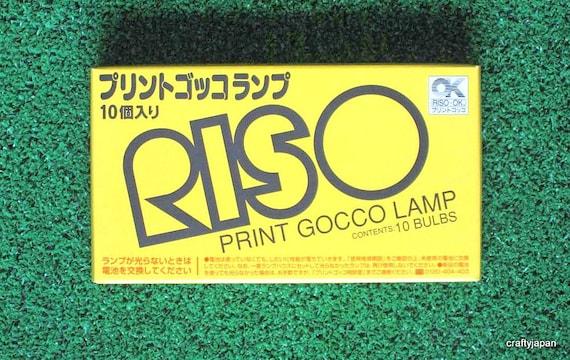 Print Gocco Bulbs - Pack of 10