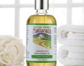 Hydration Plus Bath and Body Oil - Top-selling Product - by Valley Green Naturals