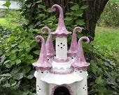 Magical Fairy Castle, Gnome, Fairy, Toad House