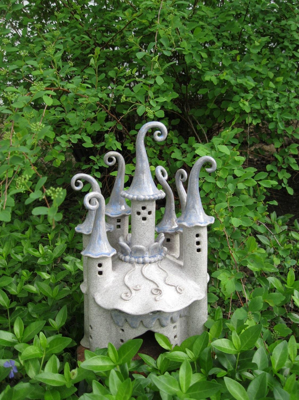 Fantasy Fairy Garden Castle