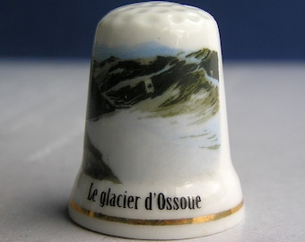 vintage thimble from France... Collectible Mixed Media JEWELRY... Feb 14