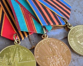 three vintage badges...   JEWELRY   Apr 04