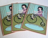 The Pennyfarthing Bookplates