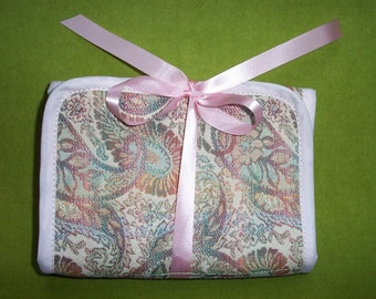 Jewelry Cozy in Pink Paisley
