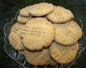 Patty's Peanut Butter Cookies