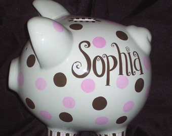 Polka Dotty Piggy