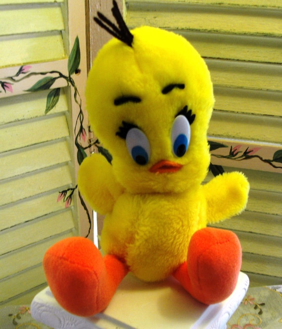 I Thought I Saw a PUTTY Cat - Adorable Vintage TWEETY BIRD