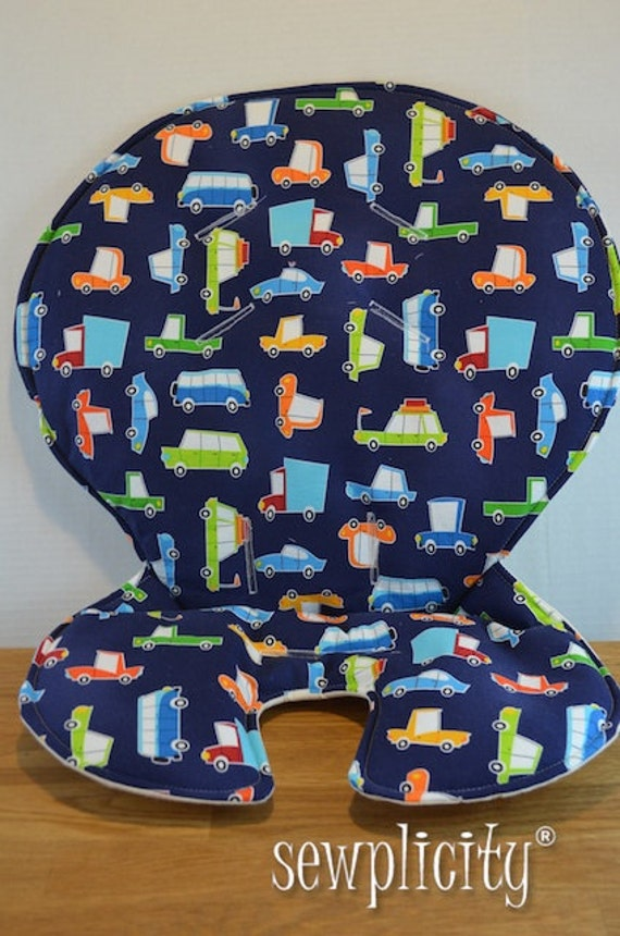 space saver high chair cover on the road zoom - Space Saving High Chair