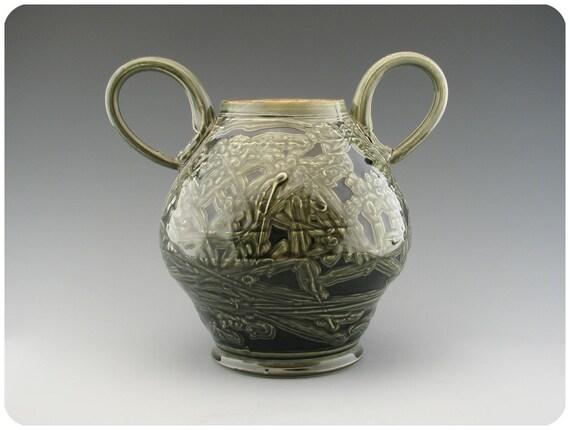 Funky Porcelain Vase