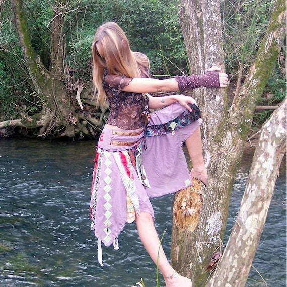 Ready for Love Hippie Pixie Fairy Skirt
