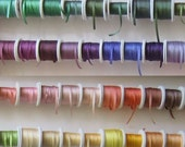 Your choice - 10 metres of 3.5mm solid colour silk ribbon