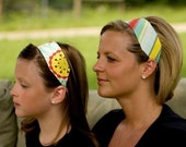 Mommy and Me Headbands  NEW WHOLESALE PRICES Pop Garden or CHOICE of OVER 60 DESIGNER FABRICS