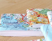 Map Notebooks - France