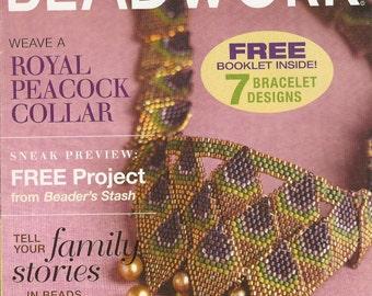 Beadwork Magazine Ocober 2006