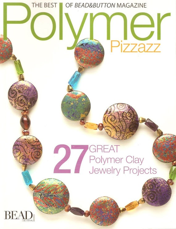 polymer pizzazz clay jewelry projects by forbesfarmfibers