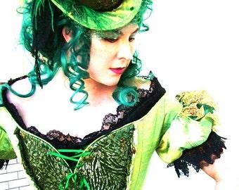 Steampunk Absinthe Faerie Costume