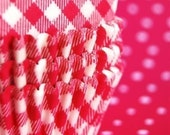 Pink Picnic Cupcake Liners (50)