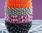 Modern Halloween Assorted Cupcake Liner Pack (40 Liners)