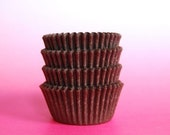 500 Bulk Glassine Brown cupcake liners