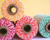 Juicy Fruit Assorted Twine Pack (60 yards, 15 yards per color)