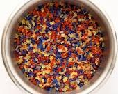 Primary Sparkly Sugar Crystals (4 ounces)