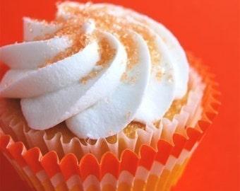 Orange Sanding Sugar (4 ounces)