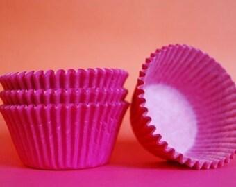 Pink Cupcake Liners Baking Cups  50 per order