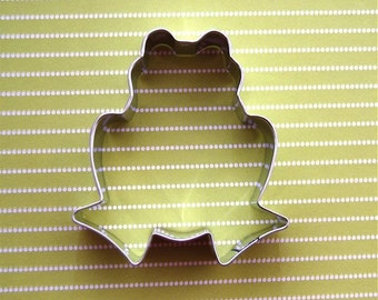 Frog Prince Cookie Cutter