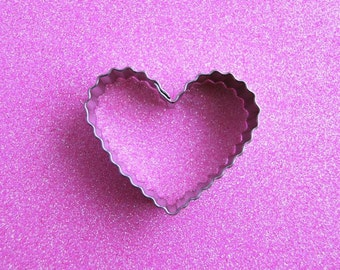 Scalloped Heart Cookie Cutter