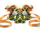 Dragon Days - Leather Dragon Mask