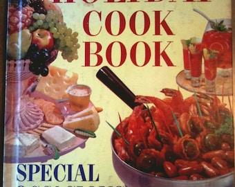 Better Homes & Gardens Holiday cookbook