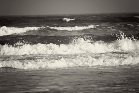 Black and White Photography monochromatic Summer ocean by ...