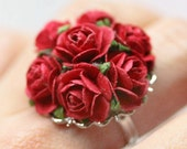 Passion Belle adjustable ring