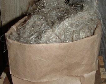primitive flax fibers craft fibers home decor HAGUILD HAFAIR OFG faap