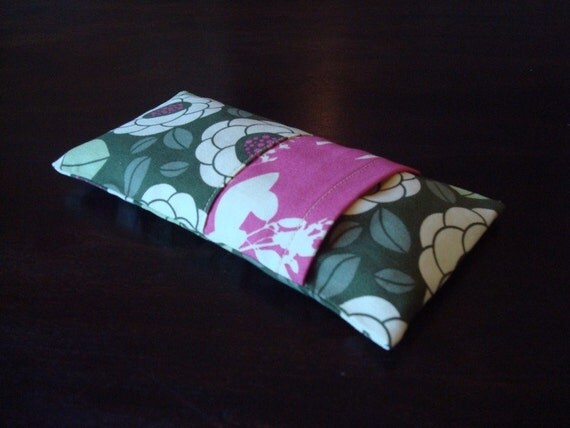 Eye Pillow  -  lavender and flax seed