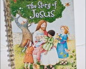 The Story of Jesus Little Golden Book Journal