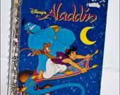 Aladdin Little Golden Book Journal