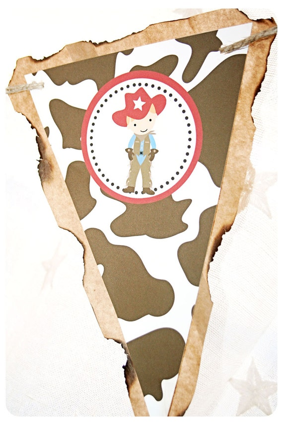 Alice Custom Listing For Rootin Tootin Western Party Banner