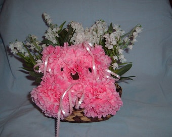 Pinky Puppy Bouquet