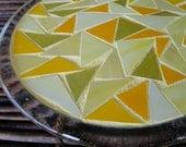 Mellow Yellow, Mosaic Trivet