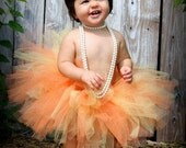 Big Fluffy Sunshine Tutu - infant on up - Great for pictures
