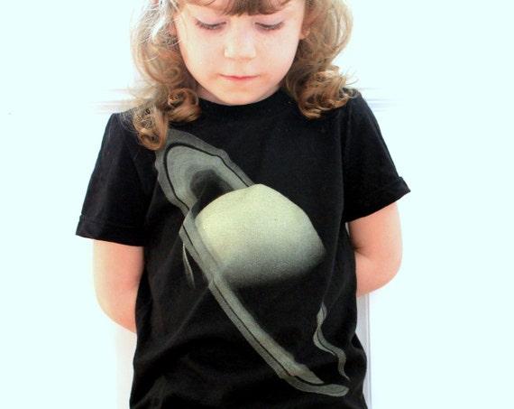 Kids SATURN T Shirt - american apparel