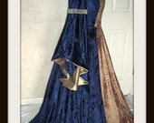 Renaissance Dress Gothic Gown       Custom orders Welcome