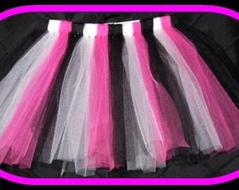 Tutu skirts, Toddler Tutu,Baby Tutu,Marathon Tutu,80s Tutu, Rollery Derby Tutu,Adult Tutu, custom order any size priority shipping