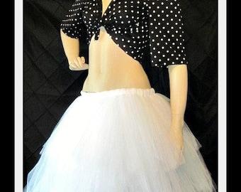 Tutu Skirts Sexy in the City, knee length tutu,Adult tutu,Plus size Tutu,Tea Length Tutu,Flower Girl,custom orders welcome priority shipping