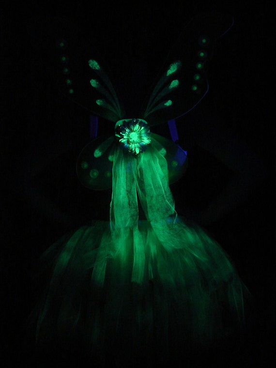 Costume Wings Choose your color and can be customized Ask me how you can get your glow in the dark wings