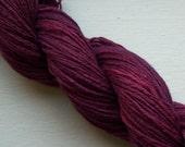 Hand-Dyed Cashmere Blend - Violet Hour - Sport - 50g