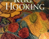 Items Similar To The Art Of Rug Hooking By Anne D Mather