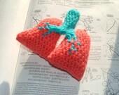 Lungs Crochet Plush